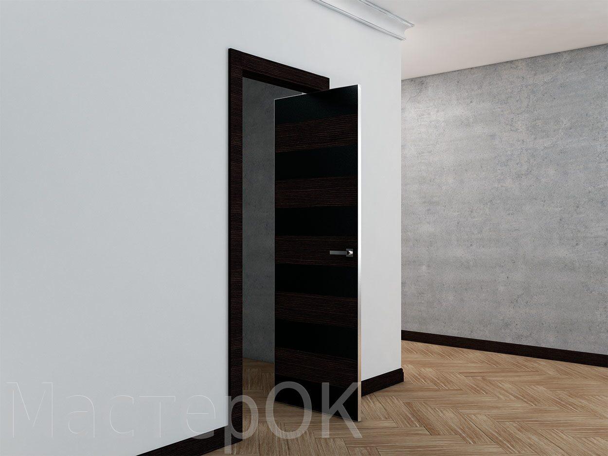 Поворотные двери входные и межкомнатные двери спб.